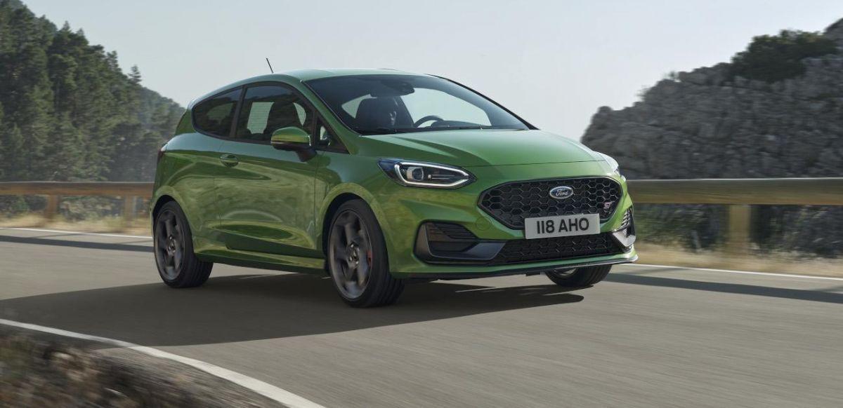 El Ford Fiesta ST 2022, punta de lanza de la renovada gama