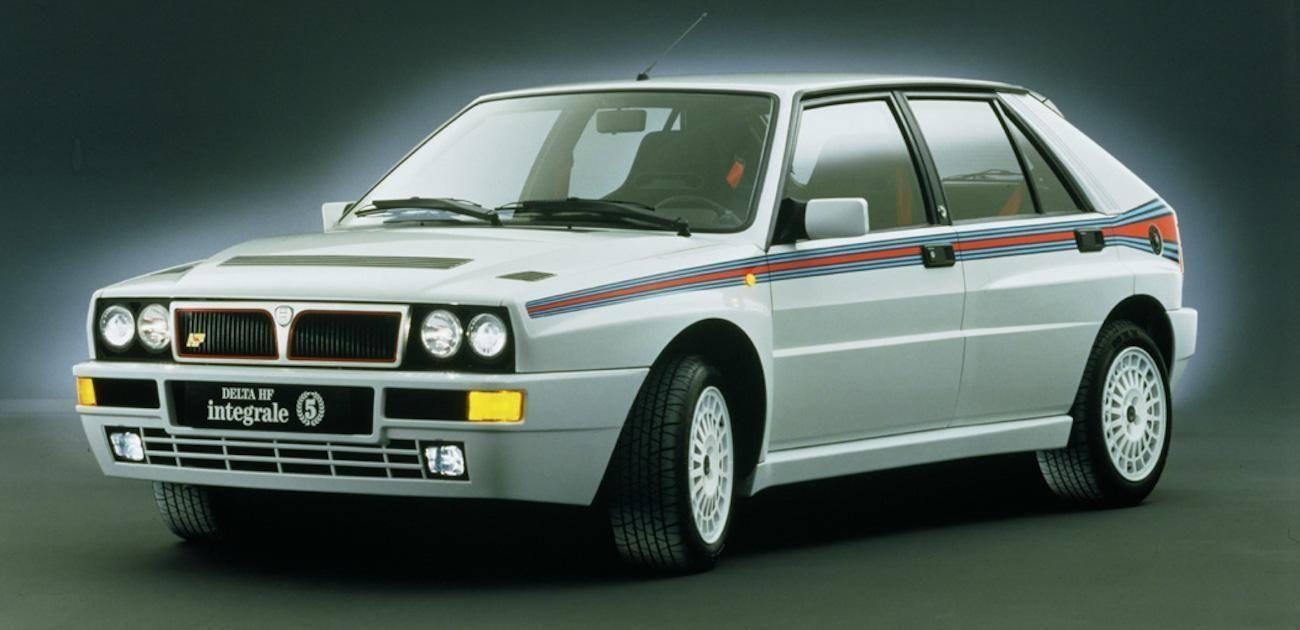 ¡Vuelve el Lancia Delta! Te traemos todos los Integrale que se fabricaron