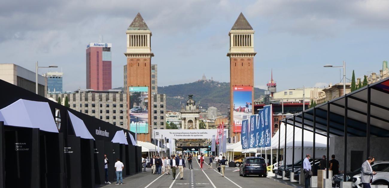 El Salón de Barcelona, por fin, con público